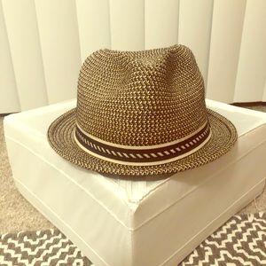 Other - Fedora, crushable hat
